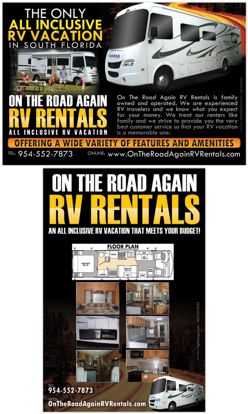 South Florida RV Rentals