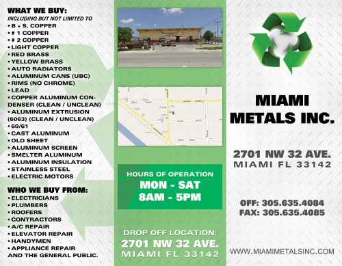 miami metals inc