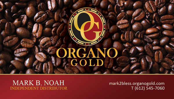 Mark B Noah Organo Gold