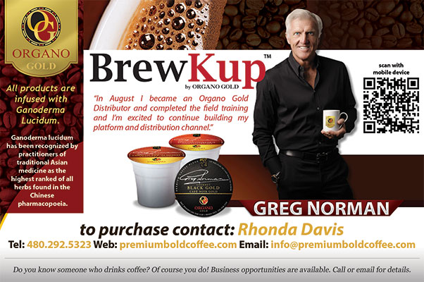 organo-gold-flyer-promoting-brew-kup