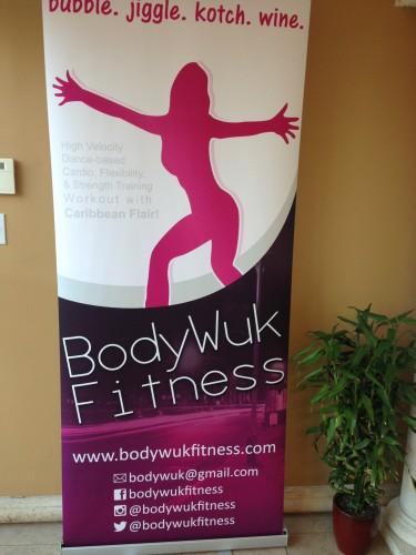 Body wuk fitness banner