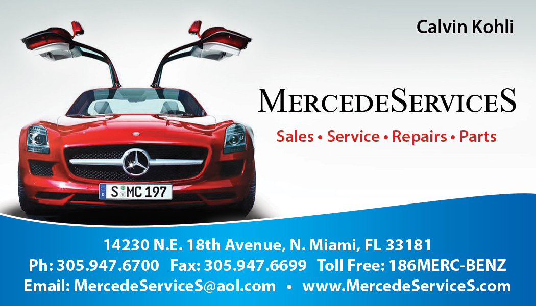 mercedeservices