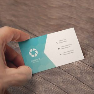 Order cheap business cards online.