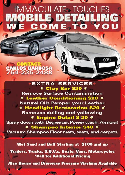 Mobile Car Wash Miami