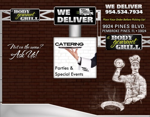 The Body Gourmet Grill