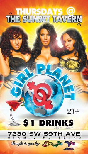 thursdays-girl-planet-sunset-tavern - Tight Designs