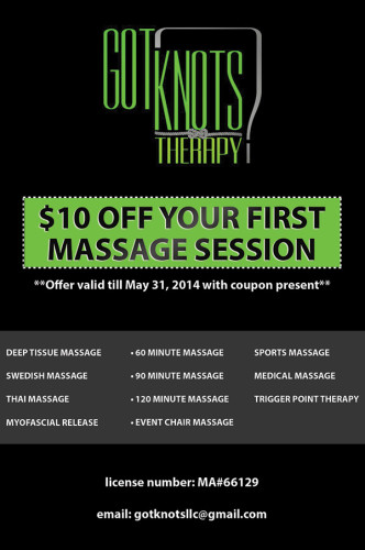 Got Knots Massage Therapy Pembroke Pines Davie, FL