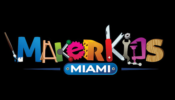 Miami maker kids business card logo tight designs printing of maker movement business cards reheart Choice Image
