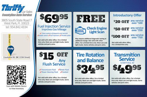 Thrifty Auto Sales >> thrifty-car-sales-auto-repair-service-flyer-design-print ...